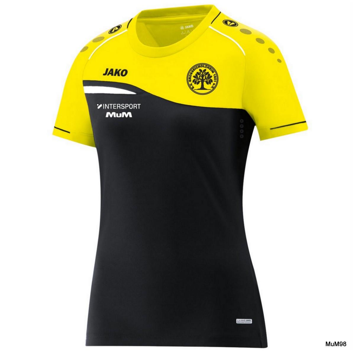 SV Großeicholzheim Jako Damen T-Shirt Competition 2.0