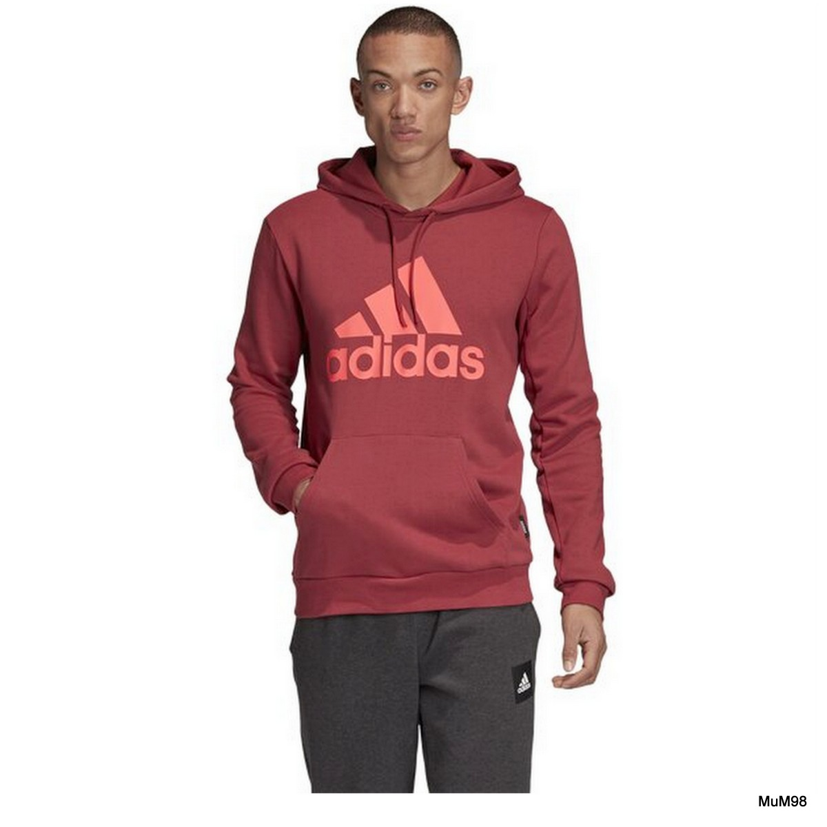 Adidas	MH BOS PO FT Hoodie