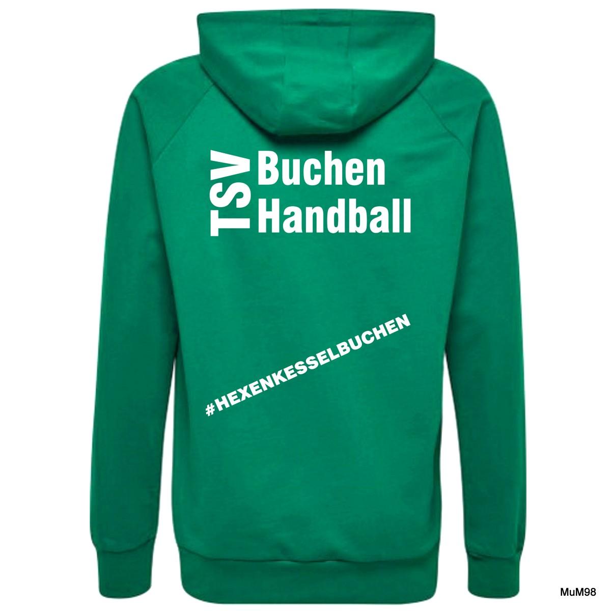 TSV Buchen DAMEN Fan Logo Hoodie Hummel
