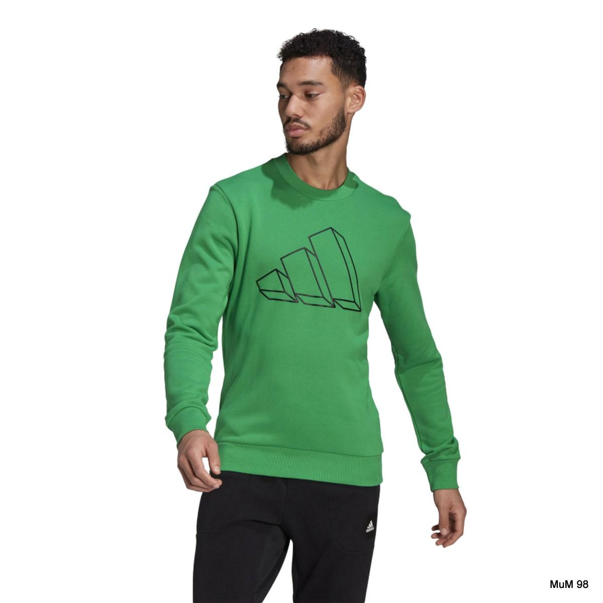 Adidas M FI GFX Crew