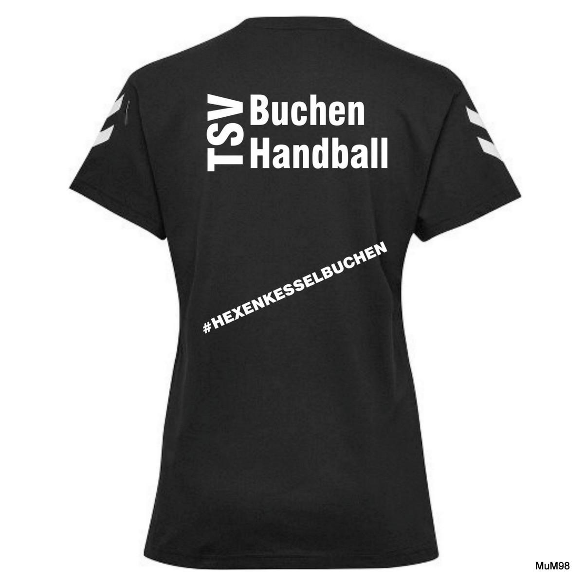 TSV Buchen DAMEN Fan T-Shirt Hummel
