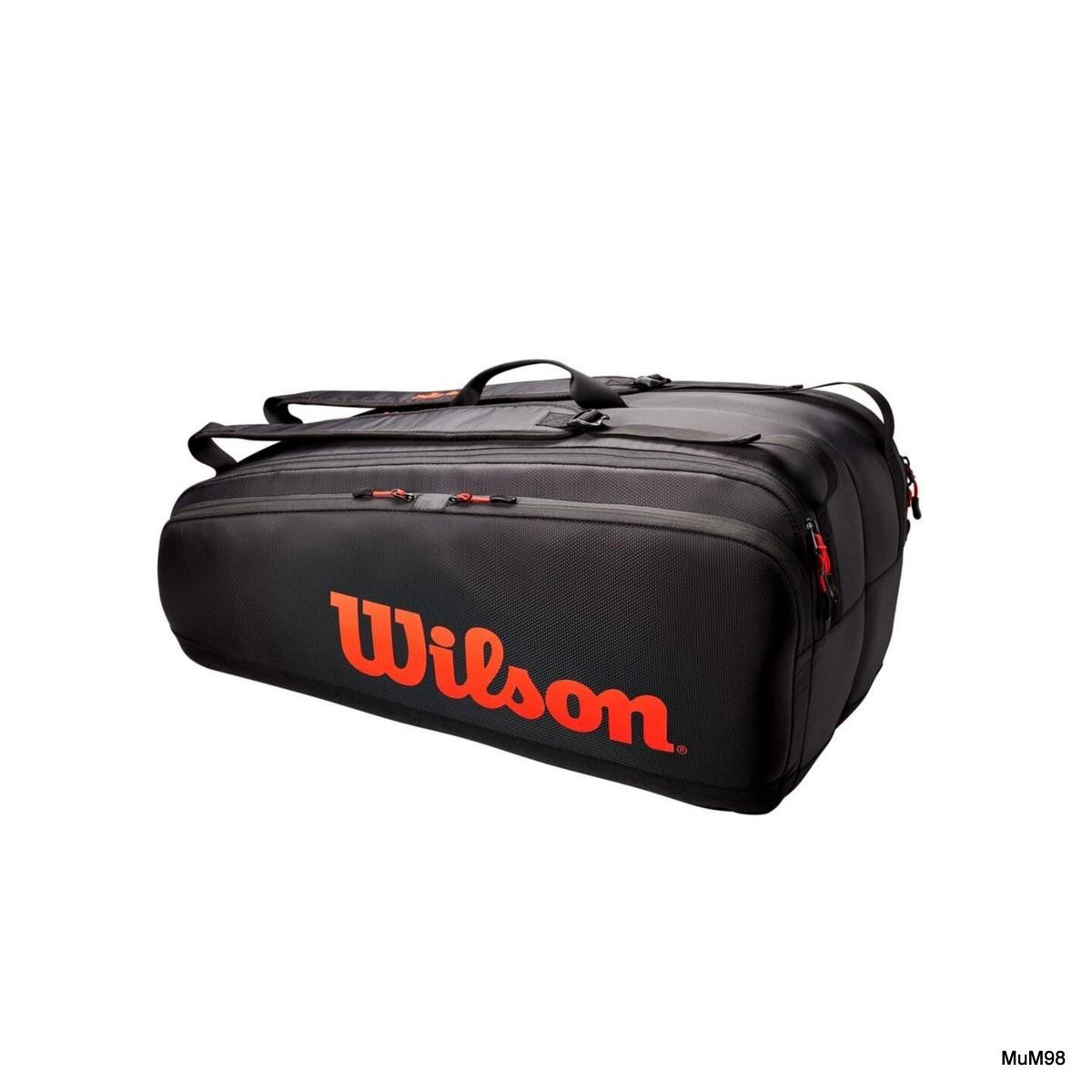 Wilson Tour 12 PKRd/Black