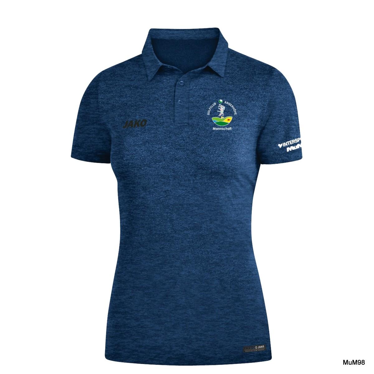 Kaiserhöhe Mannschafts Polo Jako Premium DAMEN
