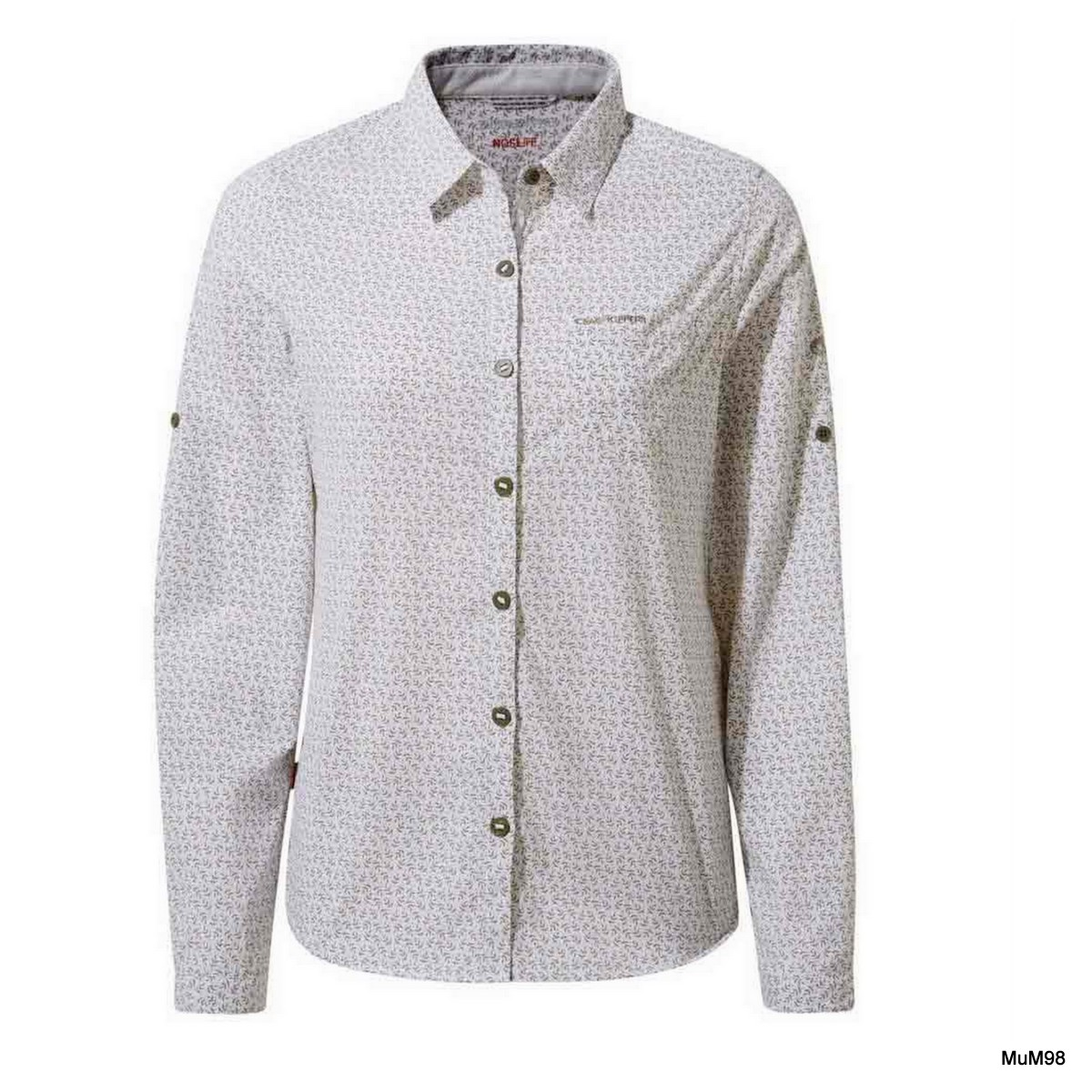 Craghoppers NL Gisele LS Shirt Bluse