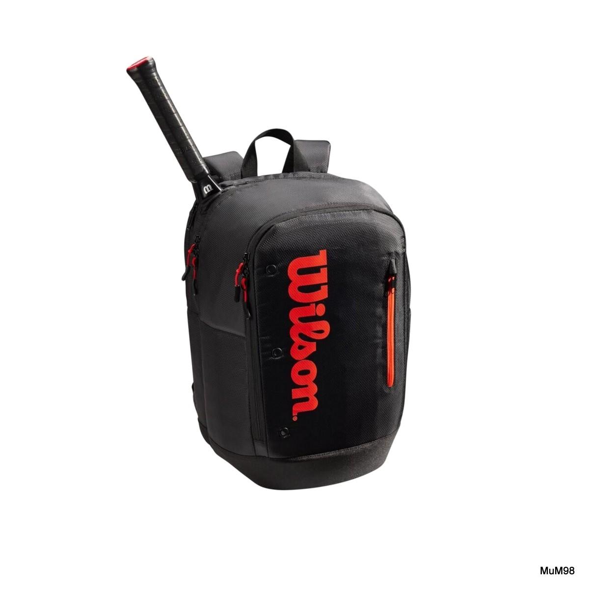 Wilson Tour Backpack Rd/Black